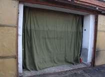 Купить брезентовые шторы для гаража в курске купить готовый гараж